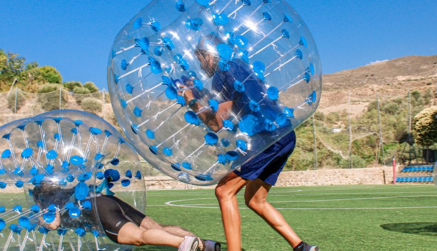 Futbol burbuja en Cádiar